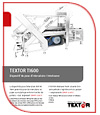 Textor Slicing Technology TI600 brochure french download