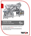 Textor Slicing Technologie TS700 Broschüre spanisch Download