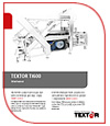 Textor Slicing Technology TI600 brochure english download