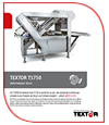 Textor Slicing Technology TS750 brochure english download