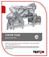 Textor Slicing Technology TS500 brochure italian download