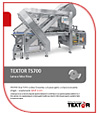 Textor Slicing Technology TS700 brochure italian download