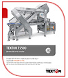 Textor Slicing Technology TS500 brochure portuguese download