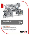 Textor Slicing Technology TS700 brochure portuguese download