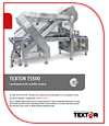 Textor Slicing Technology TS500 brochure spanish download