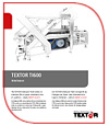 Textor Slicing Technology TI600 brochure english (us) download